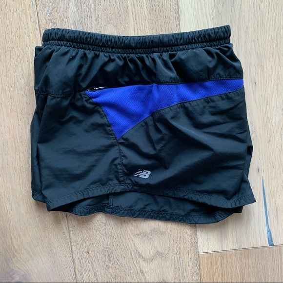 New Balance running shorts size S